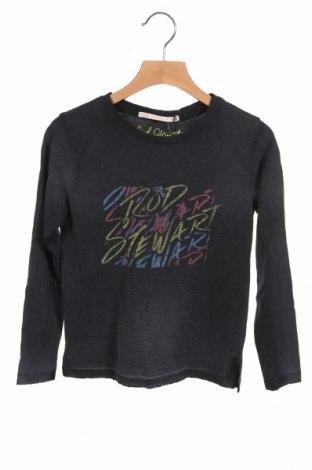 Детска блуза Only Kids, Размер 6-7y/ 122-128 см, Цвят Черен, 100% памук, Цена 19,50лв.