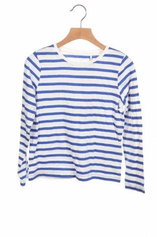 Детска блуза Only Kids, Размер 6-7y/ 122-128 см, Цвят Син, 100% памук, Цена 29,25лв.