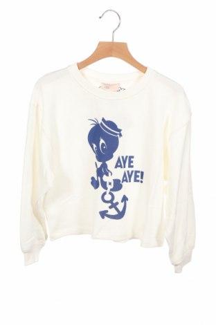 Детска блуза Only Kids, Размер 6-7y/ 122-128 см, Цвят Екрю, 60% памук, 40% полиестер, Цена 21,45лв.