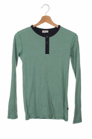 Детска блуза Pomp De Lux, Размер 11-12y/ 152-158 см, Цвят Зелен, 95% памук, 5% еластан, Цена 11,97лв.