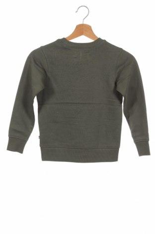 Детска блуза Produkt by Jack & Jones, Размер 6-7y/ 122-128 см, Цвят Зелен, 80% памук, 20% полиестер, Цена 19,50лв.