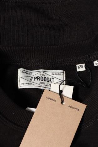Детска блуза Produkt by Jack & Jones, Размер 6-7y/ 122-128 см, Цвят Черен, 80% памук, 20% полиестер, Цена 29,25лв.