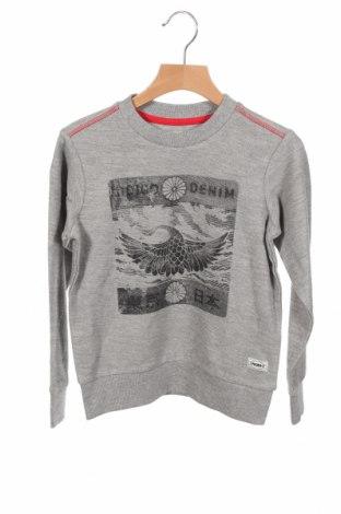 Детска блуза Produkt by Jack & Jones, Размер 6-7y/ 122-128 см, Цвят Сив, 100% памук, Цена 28,56лв.