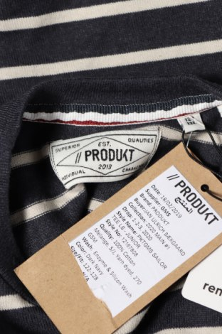 Детска блуза Produkt by Jack & Jones, Размер 6-7y/ 122-128 см, Цвят Син, Памук, Цена 18,00лв.
