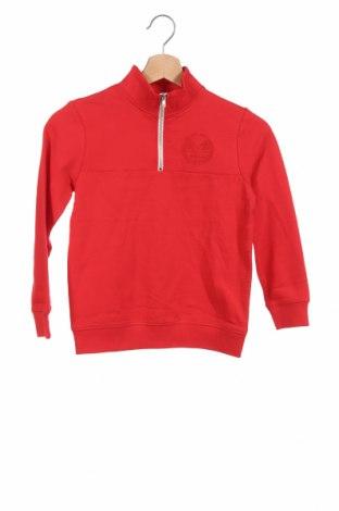 Детска блуза Produkt by Jack & Jones, Размер 6-7y/ 122-128 см, Цвят Червен, Памук, Цена 26,52лв.