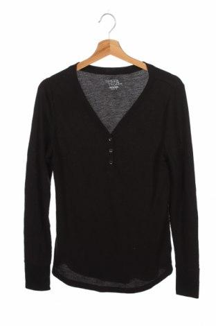 Детска блуза Time and tru, Размер 12-13y/ 158-164 см, Цвят Черен, 65% полиестер, 35% вискоза, Цена 6,62лв.