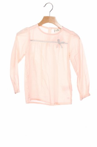 Детска блуза Tom Tailor, Размер 3-4y/ 104-110 см, Цвят Розов, Памук, Цена 21,76лв.