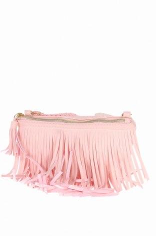 Dziecięca torebka H&M, Kolor Różowy, Eko skóra, Cena 41,25zł