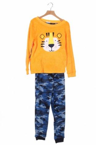 Παιδική πιτζάμα Crafted, Μέγεθος 9-10y/ 140-146 εκ., Χρώμα Πορτοκαλί, 100% πολυεστέρας, Τιμή 21,65€