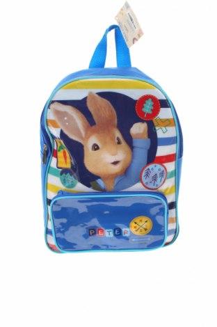 Παιδικό σακίδιο πλάτης, Χρώμα Μπλέ, Κλωστοϋφαντουργικά προϊόντα, Τιμή 12,73€