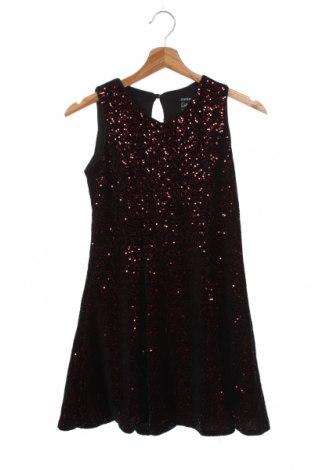 Детска рокля, Размер 11-12y/ 152-158 см, Цвят Черен, 96% полиестер, 4% еластан, Цена 20,16лв.