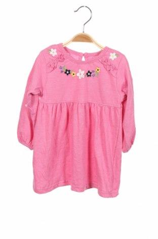 Παιδικό τουνίκ Crafted, Μέγεθος 18-24m/ 86-98 εκ., Χρώμα Ρόζ , 60% βαμβάκι, 40% πολυεστέρας, Τιμή 13,32€
