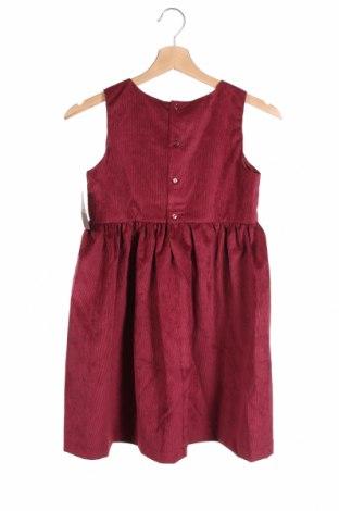 Детска рокля Lola Palacios, Размер 9-10y/ 140-146 см, Цвят Червен, Полиестер, Цена 38,35лв.