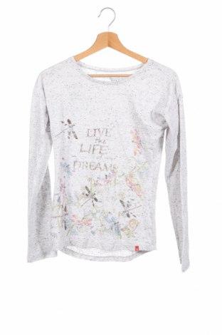 Детска спортна блуза Fit 2, Размер 13-14y/ 164-168 см, Цвят Сив, Памук, Цена 11,60лв.