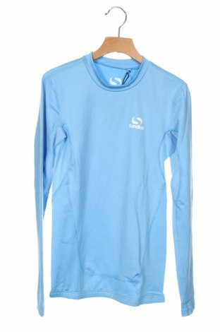 Детска спортна блуза Sondico, Размер 12-13y/ 158-164 см, Цвят Син, 92% полиамид, 8% еластан, Цена 27,00лв.