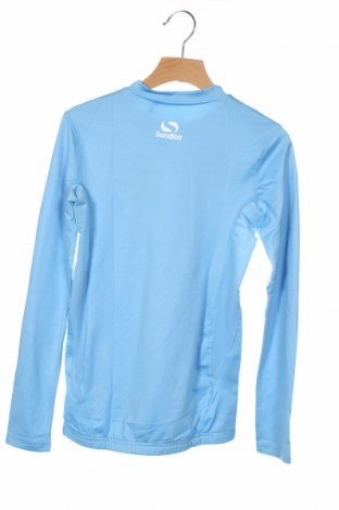 Детска спортна блуза Sondico, Размер 11-12y/ 152-158 см, Цвят Син, 92% полиамид, 8% еластан, Цена 22,68лв.
