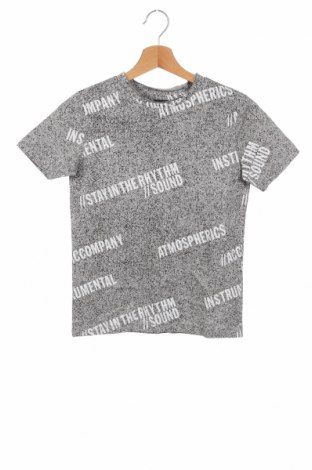 Детска тениска LMTD, Размер 10-11y/ 146-152 см, Цвят Сив, Памук, Цена 5,58лв.