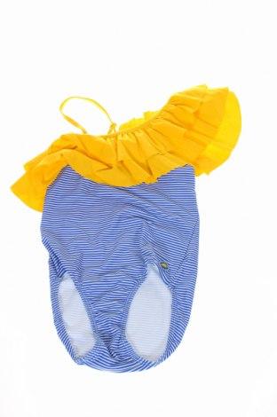 Детски бански Tutto Piccolo, Размер 9-10y/ 140-146 см, Цвят Син, 90% полиамид, 10% еластан, Цена 8,40лв.