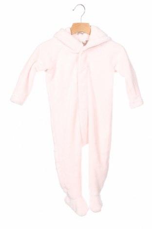 Dziecięcy kombinezon Name It, Rozmiar 9-12m/ 74-80 cm, Kolor Różowy, Poliester, Cena 71,40zł