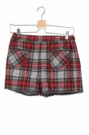 Детски къс панталон Nanos, Размер 15-18y/ 170-176 см, Цвят Многоцветен, 50% полиестер, 30% акрил, 20% вълна, Цена 37,62лв.