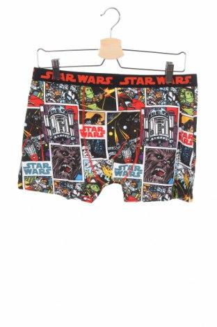 Παιδικά εσώρουχα Star Wars, Μέγεθος 15-18y/ 170-176 εκ., Χρώμα Πολύχρωμο, Τιμή 8,41€
