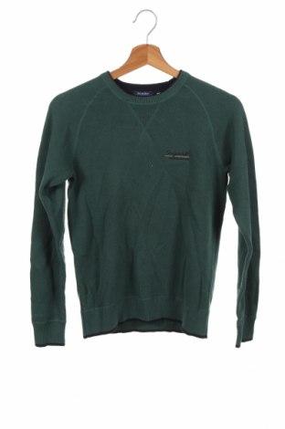 Παιδικό πουλόβερ Jack & Jones, Μέγεθος 10-11y/ 146-152 εκ., Χρώμα Πράσινο, Βαμβάκι, Τιμή 25,26€