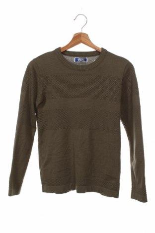 Παιδικό πουλόβερ Jack & Jones, Μέγεθος 10-11y/ 146-152 εκ., Χρώμα Πράσινο, 60% βαμβάκι, 40% πολυεστέρας, Τιμή 25,26€