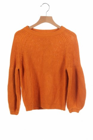 Παιδικό πουλόβερ Only Kids, Μέγεθος 6-7y/ 122-128 εκ., Χρώμα Πορτοκαλί, Τιμή 25,26€