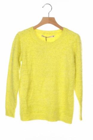 Παιδικό πουλόβερ Only Kids, Μέγεθος 6-7y/ 122-128 εκ., Χρώμα Κίτρινο, Ακρυλικό, Τιμή 22,68€