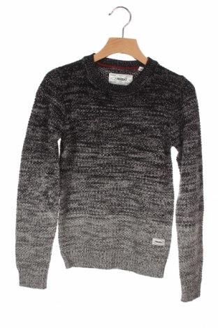 Παιδικό πουλόβερ Produkt by Jack & Jones, Μέγεθος 6-7y/ 122-128 εκ., Χρώμα Μαύρο, Βαμβάκι, Τιμή 26,80€