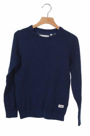 Παιδικό πουλόβερ Produkt by Jack & Jones, Μέγεθος 6-7y/ 122-128 εκ., Χρώμα Μπλέ, Βαμβάκι, Τιμή 26,80€