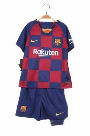 Παιδικό συνολακι Nike, Μέγεθος 2-3y/ 98-104 εκ., Χρώμα Μπλέ, 100% πολυεστέρας, Τιμή 30,54€