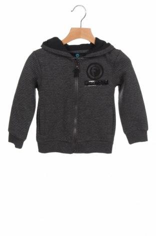 Детски суичър Firetrap, Размер 18-24m/ 86-98 см, Цвят Сив, 73% полиестер, 27% памук, Цена 42,00лв.