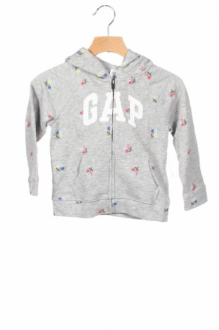 Dziecięca bluza Gap, Rozmiar 2-3y/ 98-104 cm, Kolor Szary, 60% bawełna, 40% poliester, Cena 88,40zł