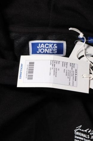 Детски суичър Jack & Jones, Размер 10-11y/ 146-152 см, Цвят Черен, 100% памук, Цена 33,32лв.