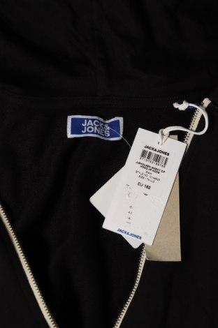 Детски суичър Jack & Jones, Размер 10-11y/ 146-152 см, Цвят Черен, 100% памук, Цена 24,50лв.