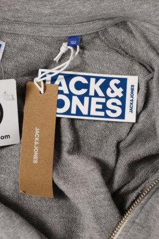 Детски суичър Jack & Jones, Размер 10-11y/ 146-152 см, Цвят Сив, 85% памук, 15% вискоза, Цена 24,50лв.