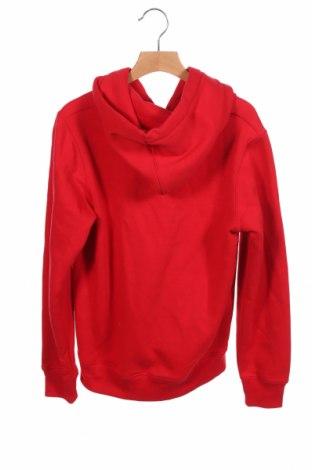Детски суичър Jack & Jones, Размер 10-11y/ 146-152 см, Цвят Червен, 50% памук, 50% полиестер, Цена 36,75лв.