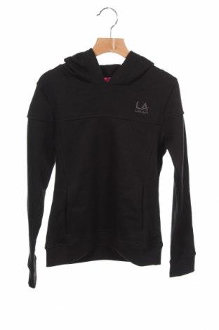 Детски суичър LA Gear, Размер 7-8y/ 128-134 см, Цвят Черен, 65% полиестер, 35% памук, Цена 23,00лв.