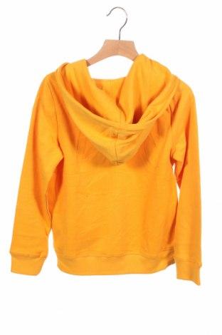 Детски суичър Only Kids, Размер 6-7y/ 122-128 см, Цвят Оранжев, 60% памук, 40% полиестер, Цена 24,00лв.