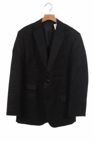 Детско сако Fred Bracks, Размер 13-14y/ 164-168 см, Цвят Черен, 65% полиестер, 35% вискоза, Цена 7,35лв.