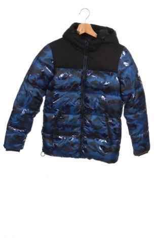 Παιδικό μπουφάν Jack & Jones, Μέγεθος 11-12y/ 152-158 εκ., Χρώμα Μπλέ, Πολυεστέρας, Τιμή 45,88€