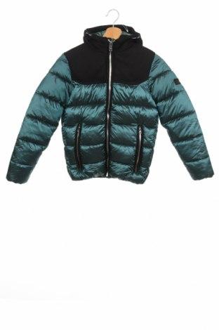 Παιδικό μπουφάν Jack & Jones, Μέγεθος 11-12y/ 152-158 εκ., Χρώμα Μπλέ, Πολυαμίδη, Τιμή 45,88€