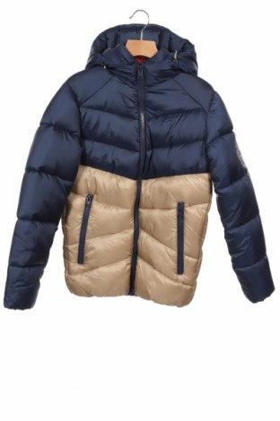 Παιδικό μπουφάν Jack & Jones, Μέγεθος 10-11y/ 146-152 εκ., Χρώμα  Μπέζ, Πολυεστέρας, Τιμή 45,88€