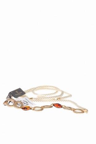 Ζώνη Massimo Dutti, Χρώμα Πολύχρωμο, Κλωστοϋφαντουργικά προϊόντα, μέταλλο, Τιμή 34,41€