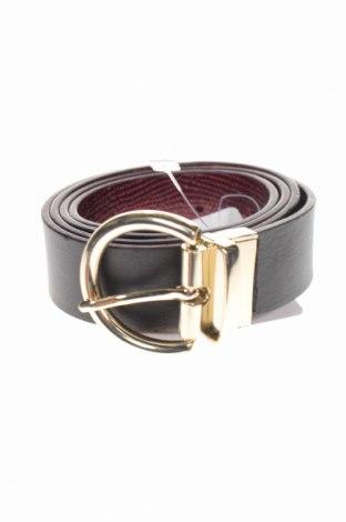 Ζώνη Massimo Dutti, Χρώμα Κόκκινο, Γνήσιο δέρμα, Τιμή 27,83€