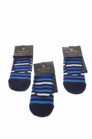 Zestaw Massimo Dutti, Rozmiar M, Kolor Niebieski, 86% bawełna, 12% poliamid, 2% elastyna, Cena 60,00zł