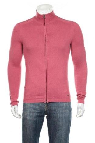 Ανδρική ζακέτα DKNY, Μέγεθος XS, Χρώμα Ρόζ , Τιμή 61,34€