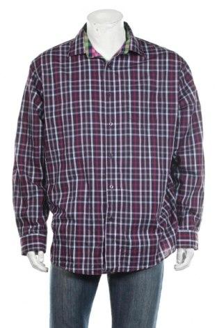 Męska koszula Link, Rozmiar XL, Kolor Kolorowy, 65% poliester, 35% bawełna, Cena 51,00zł