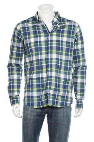 Męska koszula Tommy Hilfiger, Rozmiar L, Kolor Kolorowy, Cena 96,00zł